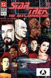 Cover for Star Trek: The Next Generation (DC, 1989 series) #20 [Direct]