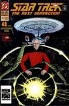 Cover for Star Trek: The Next Generation (DC, 1989 series) #24