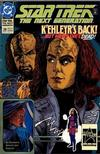 Cover for Star Trek: The Next Generation (DC, 1989 series) #28