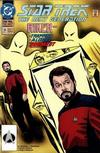 Cover for Star Trek: The Next Generation (DC, 1989 series) #31 [Direct]
