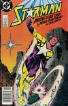 Cover Thumbnail for Starman (1988 series) #1 [Newsstand]