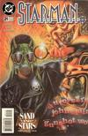 Cover for Starman (DC, 1994 series) #21