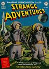 Cover for Strange Adventures (DC, 1950 series) #1
