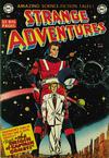 Cover for Strange Adventures (DC, 1950 series) #9
