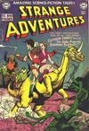 Cover for Strange Adventures (DC, 1950 series) #12