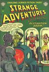 Cover for Strange Adventures (DC, 1950 series) #14