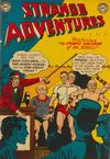 Cover for Strange Adventures (DC, 1950 series) #15