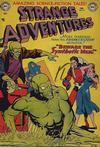 Cover for Strange Adventures (DC, 1950 series) #17