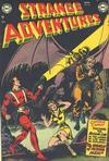 Cover for Strange Adventures (DC, 1950 series) #18