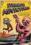 Cover for Strange Adventures (DC, 1950 series) #21