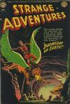 Cover for Strange Adventures (DC, 1950 series) #24