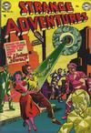 Cover for Strange Adventures (DC, 1950 series) #25
