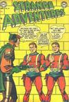 Cover for Strange Adventures (DC, 1950 series) #27