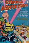 Cover for Strange Adventures (DC, 1950 series) #31