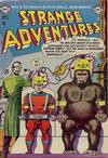 Cover for Strange Adventures (DC, 1950 series) #32