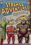Cover for Strange Adventures (DC, 1950 series) #32