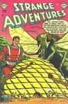 Cover for Strange Adventures (DC, 1950 series) #33