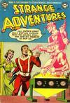 Cover for Strange Adventures (DC, 1950 series) #37