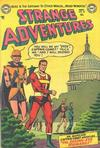 Cover for Strange Adventures (DC, 1950 series) #38