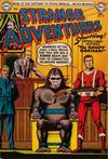 Cover for Strange Adventures (DC, 1950 series) #39