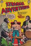 Cover for Strange Adventures (DC, 1950 series) #45