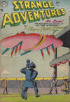 Cover for Strange Adventures (DC, 1950 series) #46