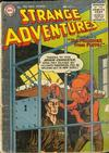 Cover for Strange Adventures (DC, 1950 series) #65