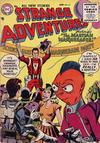 Cover for Strange Adventures (DC, 1950 series) #67