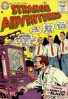 Cover for Strange Adventures (DC, 1950 series) #70