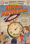 Cover for Strange Adventures (DC, 1950 series) #71