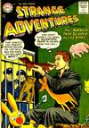 Cover for Strange Adventures (DC, 1950 series) #77