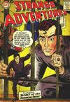 Cover for Strange Adventures (DC, 1950 series) #81