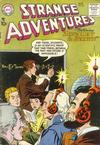 Cover for Strange Adventures (DC, 1950 series) #83