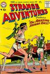 Cover for Strange Adventures (DC, 1950 series) #85