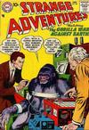 Cover for Strange Adventures (DC, 1950 series) #88