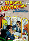 Cover for Strange Adventures (DC, 1950 series) #102