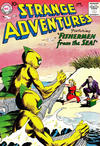 Cover for Strange Adventures (DC, 1950 series) #105