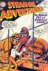 Cover for Strange Adventures (DC, 1950 series) #108