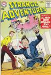 Cover for Strange Adventures (DC, 1950 series) #109