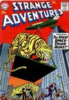 Cover for Strange Adventures (DC, 1950 series) #115