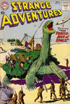 Cover for Strange Adventures (DC, 1950 series) #118