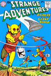 Cover for Strange Adventures (DC, 1950 series) #119