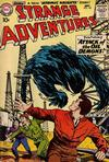 Cover for Strange Adventures (DC, 1950 series) #120