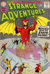 Cover for Strange Adventures (DC, 1950 series) #127