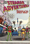 Cover for Strange Adventures (DC, 1950 series) #137