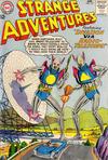 Cover for Strange Adventures (DC, 1950 series) #151