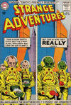 Cover for Strange Adventures (DC, 1950 series) #154