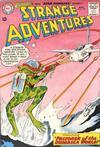 Cover for Strange Adventures (DC, 1950 series) #155