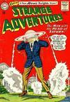 Cover for Strange Adventures (DC, 1950 series) #156