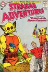 Cover for Strange Adventures (DC, 1950 series) #157